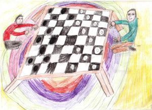 Игроки, Слесарев Семен, 11 лет, г.Красноярск, Россия
